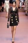 10 оригинальных идей ношения брошей от Dolce&Gabbana