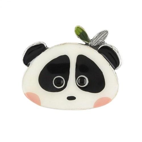 Брошь в виде панды из коллекции Taraboum Taratata