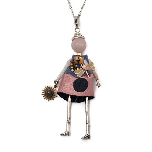 Подвеска-кукла «Мэгги» Moon Paris