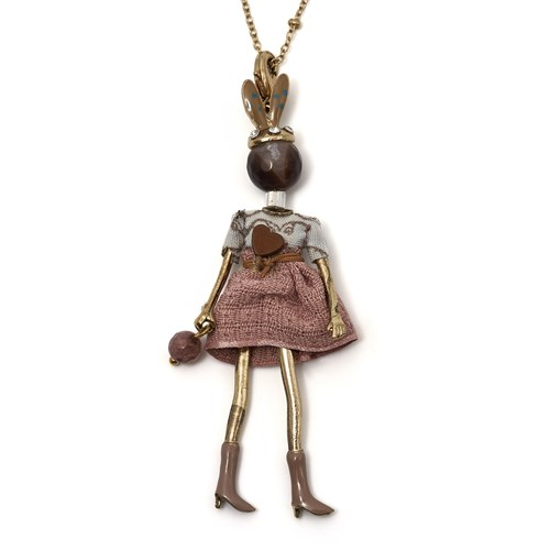 Подвеска-кукла «Китти» Moon Paris