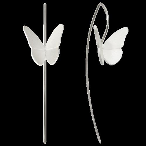 Серьги «Бабочки» ALCHEMIA