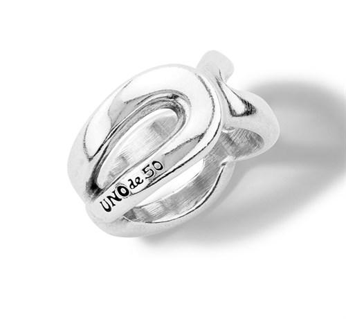 "Кольцо ""Finally found you"" UNOde50"