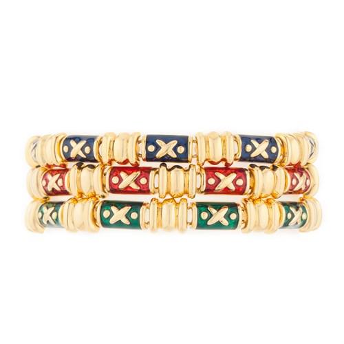 Комплект (браслеты и серьги) Joan Rivers