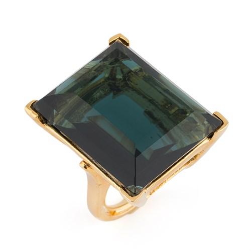 Коктейльное кольцо Kenneth Jay Lane
