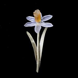 Брошь «Нарцисс» из коллекции DAFFODIL от Michael Michaud