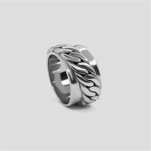 Кольцо с цепью «Basic» Fjord