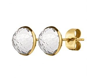 Серьги-гвоздики «Lillian» c кристаллами Swarovski DYRBERG/KERN