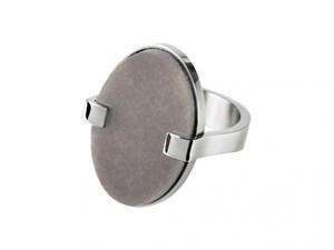 Кольцо «Malai» с серым опалом DYRBERG/KERN