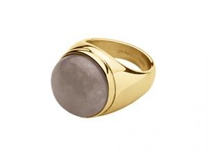 Кольцо «Castor» с серым опалом DYRBERG/KERN