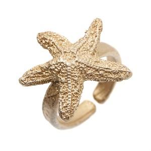 Кольцо «Морская звезда» Michael Michaud