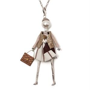 Подвеска-кукла «Флави» Moon Paris