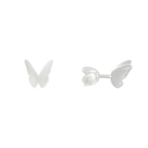 Пусеты «Бабочки» ALCHEMIA