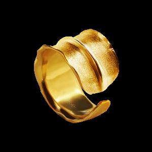 Кольцо «Лист» ALCHEMIA