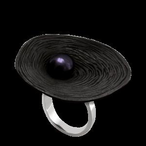 Кольцо «Глина» ALCHEMIA