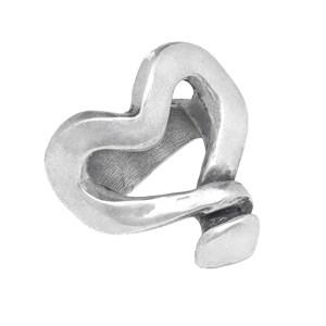 "Кольцо ""Nailed Heart"" UNOde50"