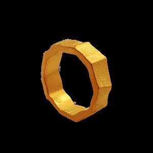 Кольцо «Грани» ALCHEMIA