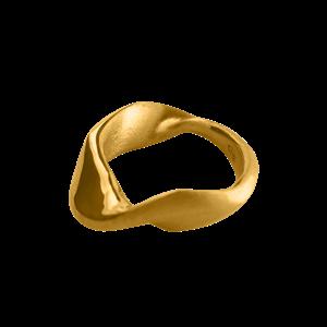 Кольцо «Лента» ALCHEMIA