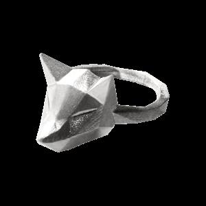Кольцо «Лиса» ALCHEMIA