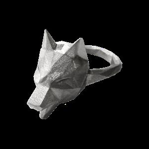 Кольцо «Волк» ALCHEMIA