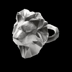 Кольцо «Лев» ALCHEMIA