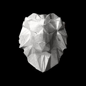 Брошь «Лев» ALCHEMIA