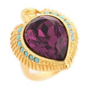 Кольцо из Египетской коллекции 1993 года Elizabeth Taylor for Avon